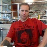David, 43, man