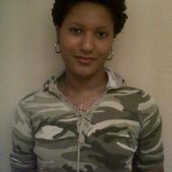 Te'Airr, 25, woman