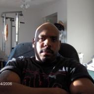 Damien , 47, man