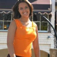 Elisabeth, 43, woman