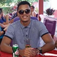 Amed, 25, man