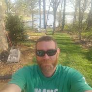 Corey, 43, man