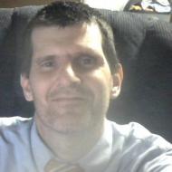 Adam Lewis, 46, man