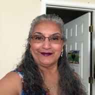 Ms Sylvia , 60, woman