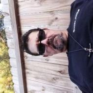 John, 55, man
