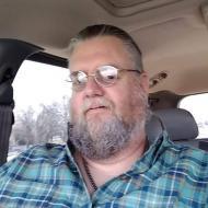 Chris, 46, man