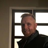 Chris V, 42, man