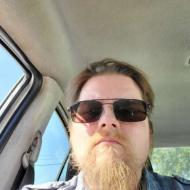 Travis Aldrich , 44, man