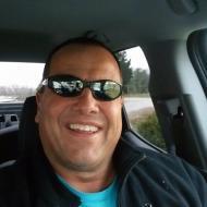 Chris, 49, man