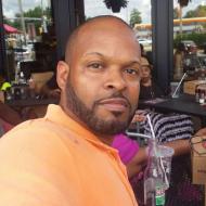 Rex Davis, 45, man