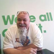 John, 57, man