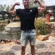Justin , 36, man