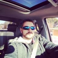 Chris, 32, man