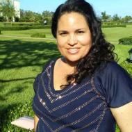 Julie, 47, woman