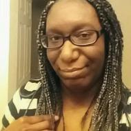 Looking , 37, woman