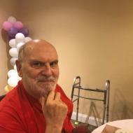 Greg, 74, man