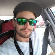 Zach Johnson, 29, man