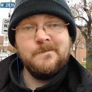 Aaron, 33, man