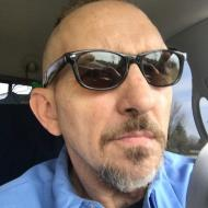 Chris, 55, man