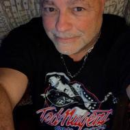 Mark, 59, man