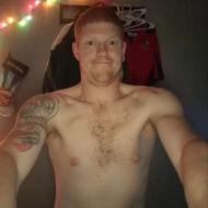 Hornyred, 31, man