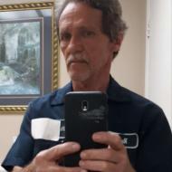 Rex, 63, man