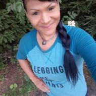 Valeria Bell , 40, woman