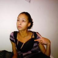 Tiana, 25, woman