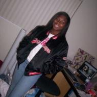 Tanesha, 25, woman