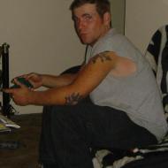 Travis, 43, man
