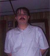 James, 44, man