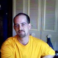 Gerald, 46, man