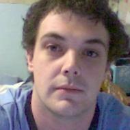 geoffrey, 40, man