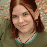 amber, 32, woman